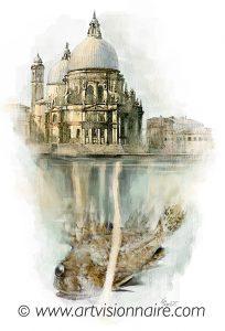 Sainte-Marie-du-Lys à Venise