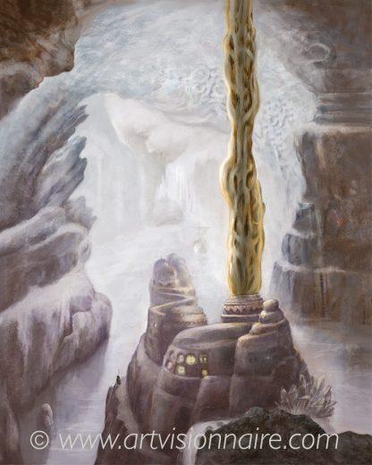Vierge au Rocher