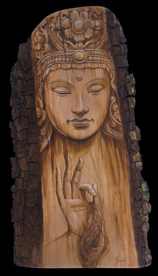 Bouddha des trois mondes