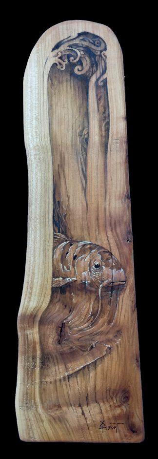 Carpe de bois