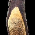 Détail de l'Esprit du bois