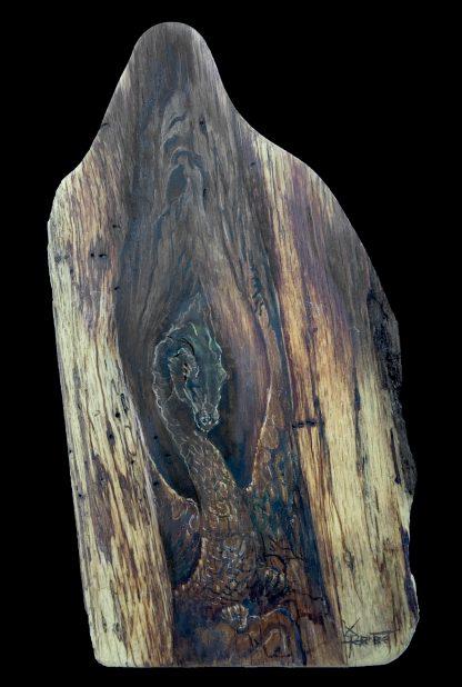 Phoenix hôte de ce bois